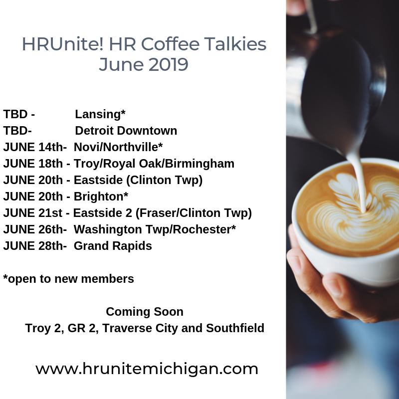 HR Coffee Talkie June 19